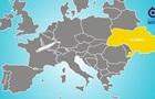 В Португалии опубликовали карту Украины без Крыма