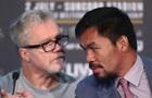 Тренер Пакьяо хочет увидеть бой филиппинца с Ломаченко