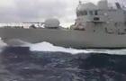В Эгейском море столкнулись патрули Греции и Турции