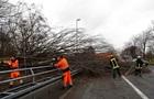 На Нидерланды и Германию обрушился ураган, есть жертвы