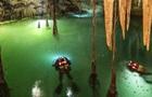 Ученые нашли самую большую подводную пещеру