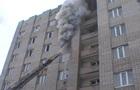 В Сумах горело общежитие