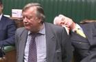 В Британии депутат заснул на дебатах о Brexit