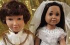 Принца Гарри и Меган Маркл  превратили  в кукол