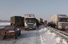 Движение по трассе Киев-Одесса восстановлено