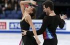 Фигуристы Назарова и Никитин не попали в десятку в короткой программе ЧЕ