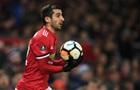 Мхитарян со слезами на глазах попрощался с игроками Манчестер Юнайтед