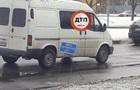 В Киеве грузовик переехал мужчину