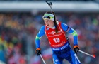 Биатлон: Домрачева выиграла масс-старт в Антхольце
