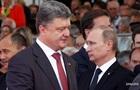 Пєсков розповів про зустрічі Порошенка й Путіна