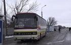 Появились фото обстрела автобуса на Донбассе