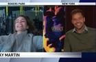 Интервью с Рики Мартином довело журналистку до слез