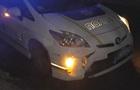 Под Ровно пьяный водитель пытался протаранить полицейское авто