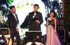 Ведущий Евровидения и его возлюбленная сыграли свадьбу