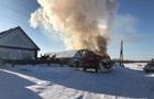 В России на пожаре погибли пять приемных детей