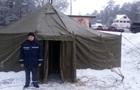 В Киеве развернут еще 30 пунктов обогрева