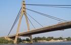 В Киеве ограничат движение по Московскому мосту
