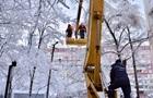 В Украине остаются без света около 70 населенных пунктов