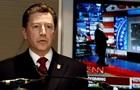 Волкер обсудил с Турчиновым закон о реинтеграции Донбасса