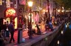 В Амстердаме ввели ограничения в квартале Красных фонарей