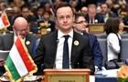Венгрия заявила об украинской  кампании лжи
