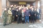 Сутички під судом у Києві: затриманих відпустили