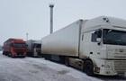 Пограничники: Россия не пропускает фуры из Украины