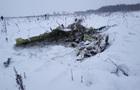 Завершены поисковые работы на месте крушения Ан-148 в Подмосковье