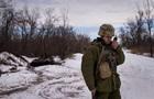 Сутки в АТО: десять обстрелов, один раненый
