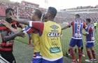 У Бразилії суддя видалив дев ятьох футболістів і зупинив матч