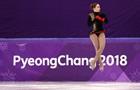 Фигурное катание: Хныченкова неудачно выступила на Олимпиаде