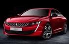 У Мережі з явилися фото нового Peugeot 508