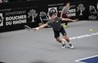 Стаховский второй раз за неделю покинул турнир в Марселе