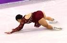 Найяскравіші падіння на Олімпіаді-2018