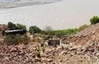 В Перу автобус сорвался с 200-метровой высоты