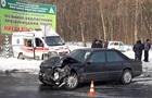 В Винницкой области на одном месте произошло три ДТП, девять пострадавших