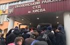 У Порошенко извинились за раздевание журналисток в суде