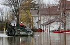 У Канаді евакуюють тисячі людей через паводок