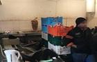 В Киеве нелегалы работали в подпольном мясном цеху
