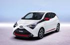 У Мережі показали оновлений хетчбек Toyota Aygo