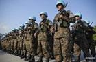 Украина хочет видеть на Донбассе 20 тысяч  голубых касок