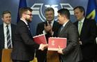 Укрзализныця подписала контракт с General Electric