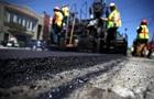 Укравтодор отчитался, сколько отремонтировал дорог