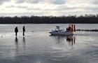 У Полтавській області 50 рибалок віднесло на дрейфуючій кризі