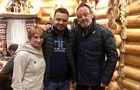 Жан Рено приехал на съемки фильма в Украину