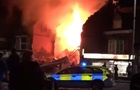 Взрыв в британском Лестере: пострадали четыре человека