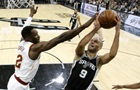 НБА: Сан-Антонио обыграл Кливленд, Денвер уступил Хьюстону