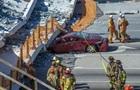Обрушение моста в Майами: из-под обломков достали три тела