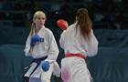 Сборная Украины по каратэ завоевала три медали на турнире в Роттердаме