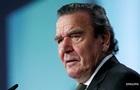 Германия отказалась вводить санкции против Шредера
